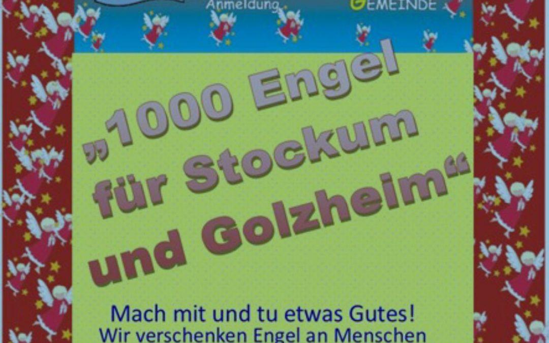 1000 Engel für Stockum & Golzheim, 14.12.2019