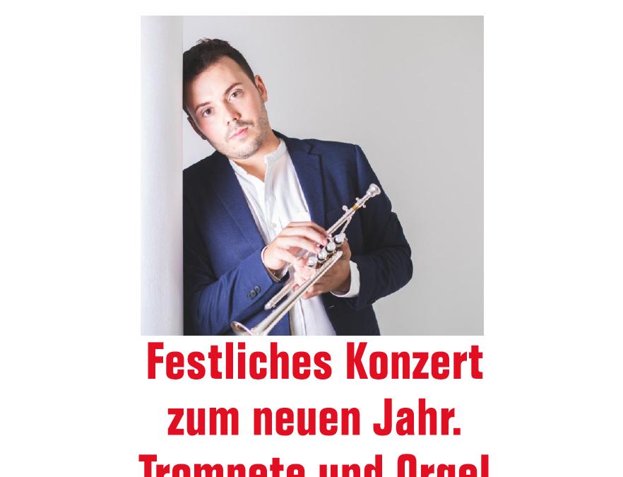 Festliches Konzert zum neuen Jahr – 12. Januar 2020, 17:00 Uhr