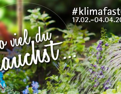#klimafasten Ortsgruppe Tersteegen vom 22.02. bis 29.02.